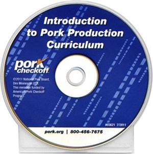 Introduction to Pork Production
