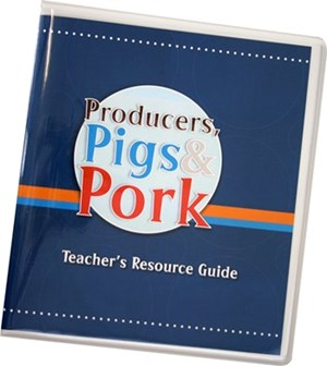 Producers, Pigs and Pork - Lesson Plan Binder