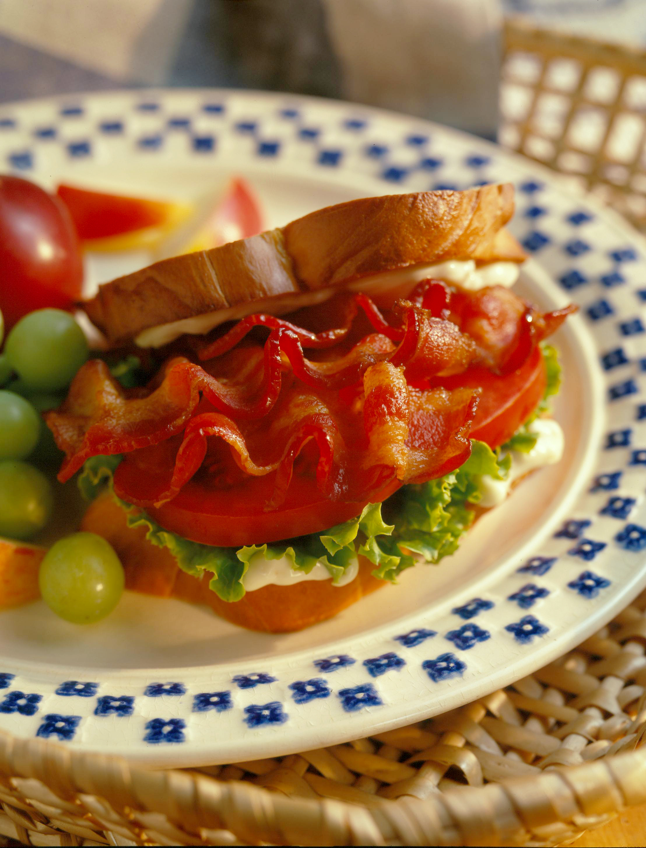 BLT Club Sandwiches