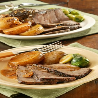 Iron Range Pot Roast