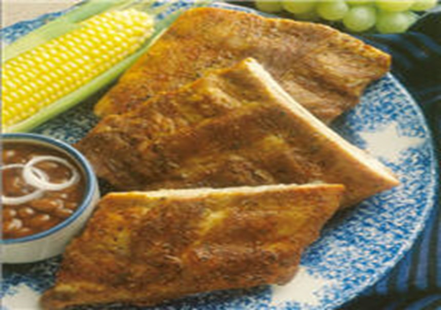This is a delish summer meal that pairs great with corn on the cob and baked beans!